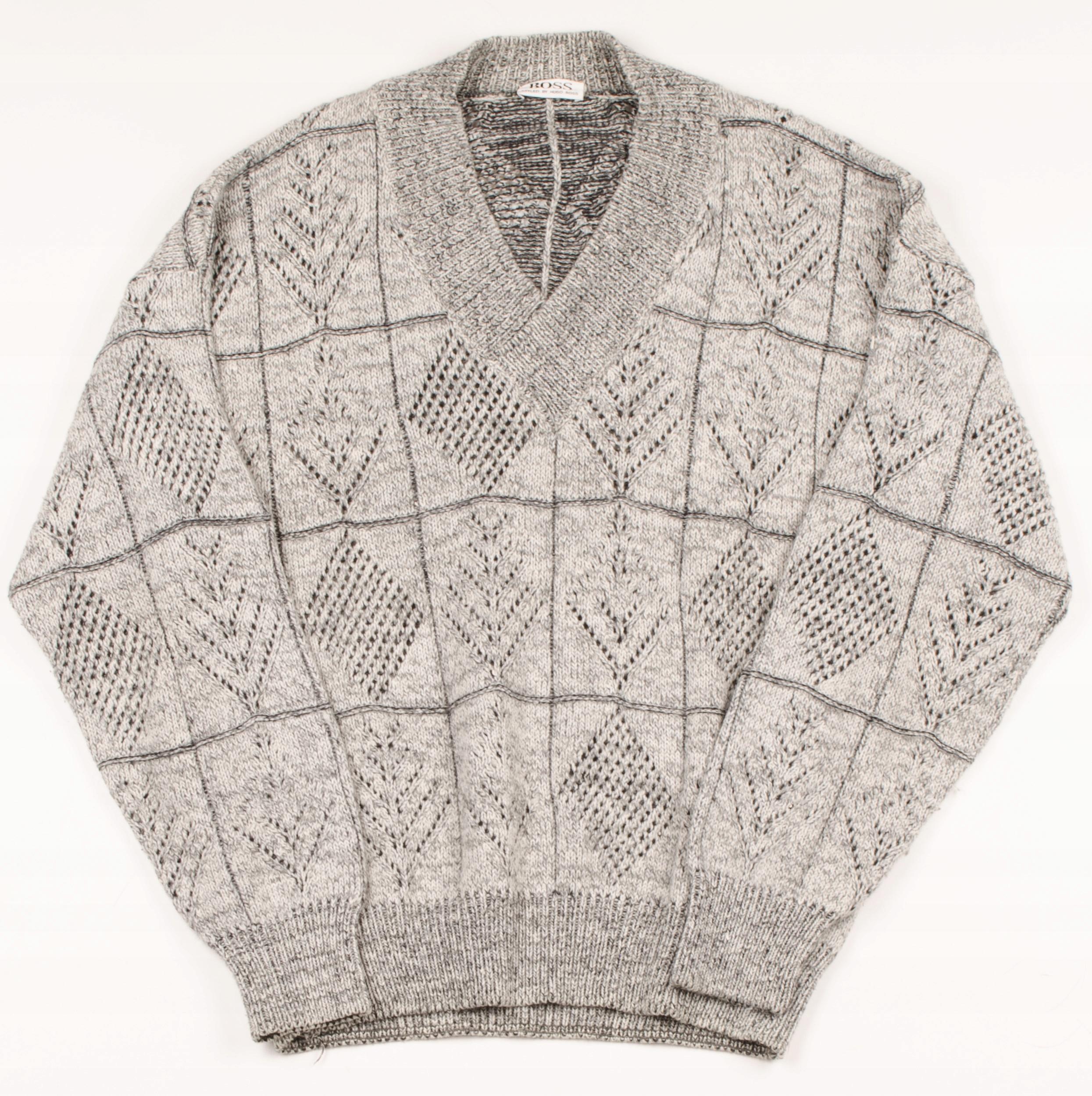 29999 Hugo Boss Sweter Męski XL