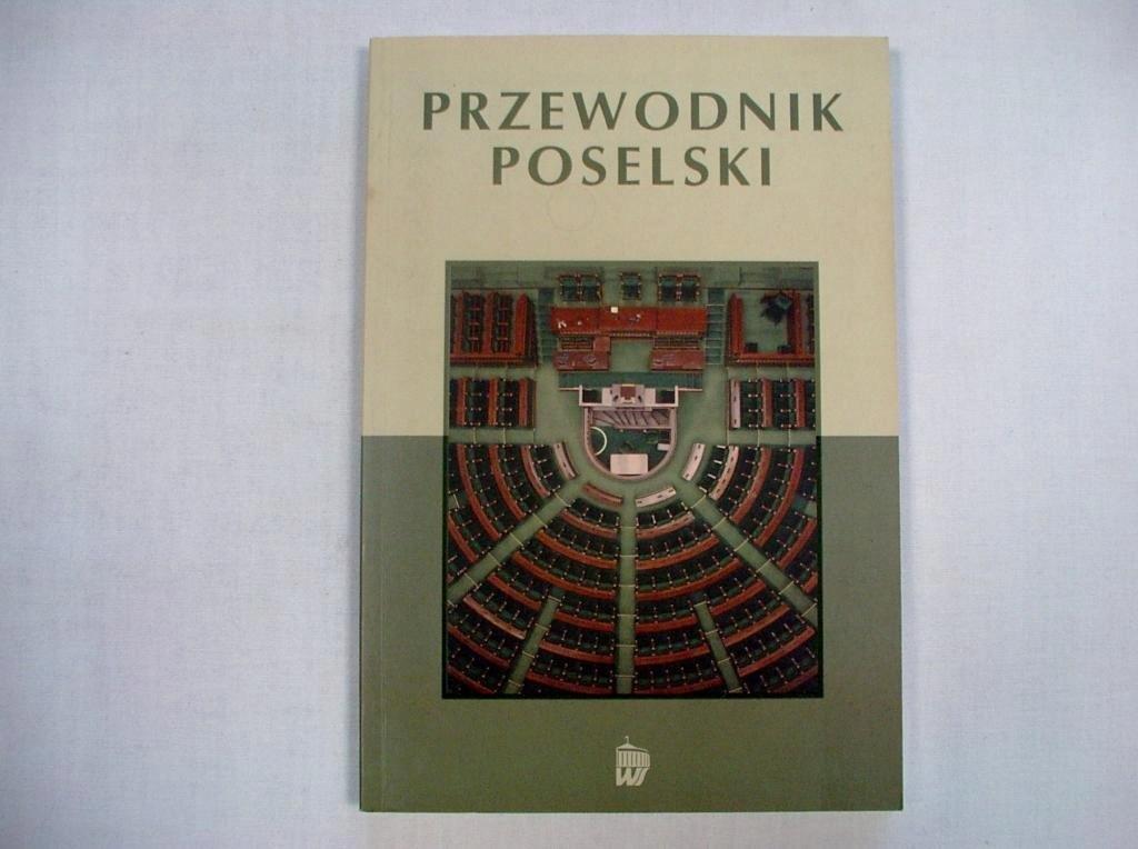 PRZEWODNIK POSELSKI - Królikowski [433A]
