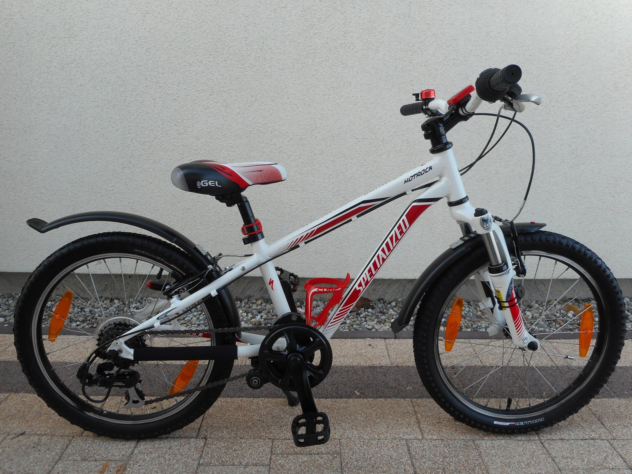 Firmowy rower SPECIALIZED koła 20 6 biegów idealny