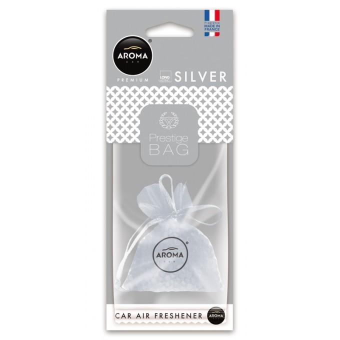 Aroma CAR Prestige BAG SILVER zapach odświeżacz