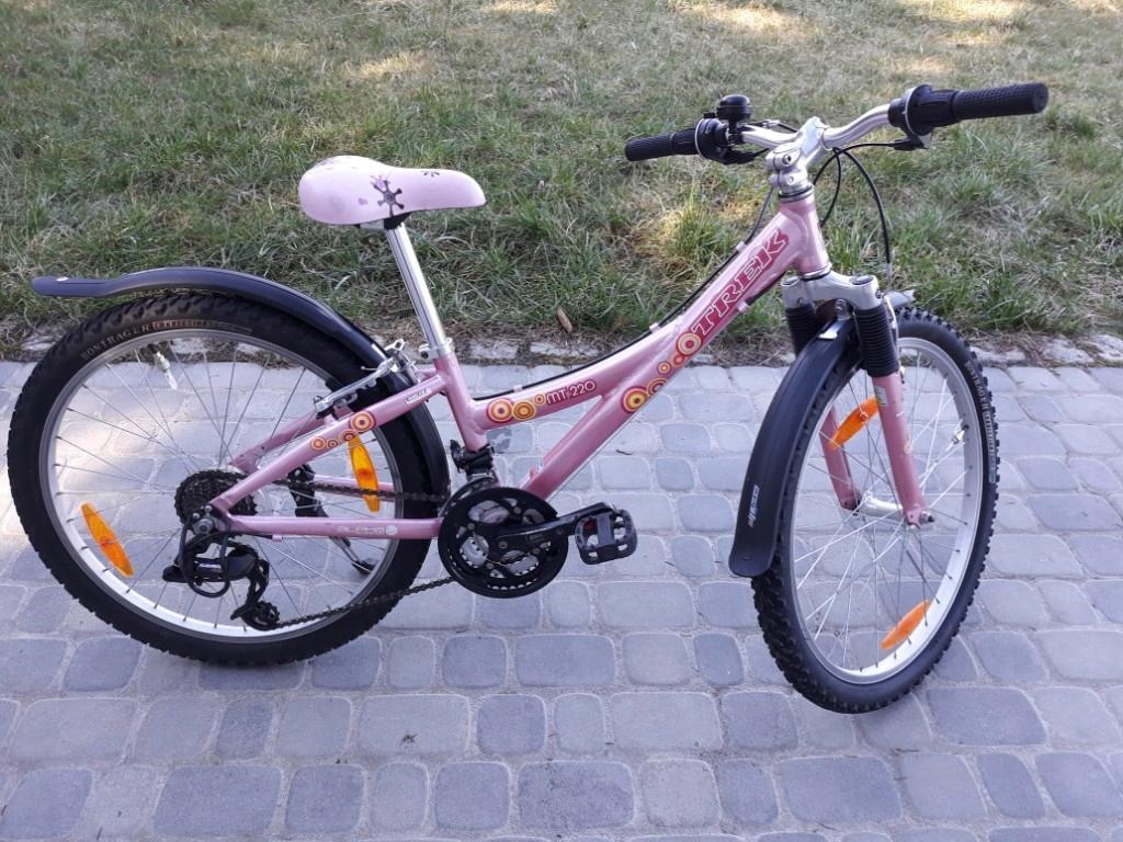 Rower TREK 24 BDB!!!