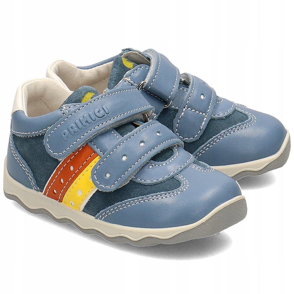 PRIMIGI Niebieskie Buty Dziecięce R.25