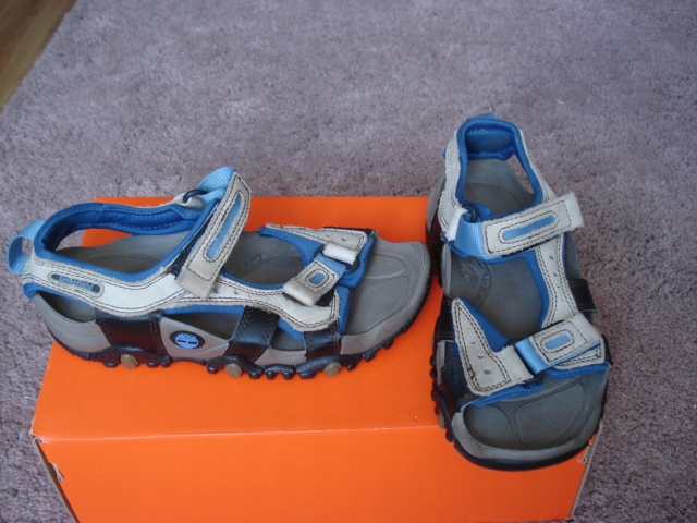 TIMBERLAND 7M 38 37 sandały sportowe trekking BDB