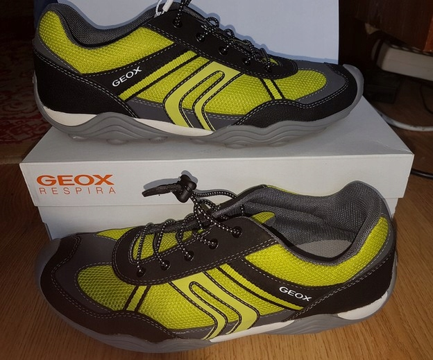 GEOX RESPIRA sneakersy r. 40 nowe