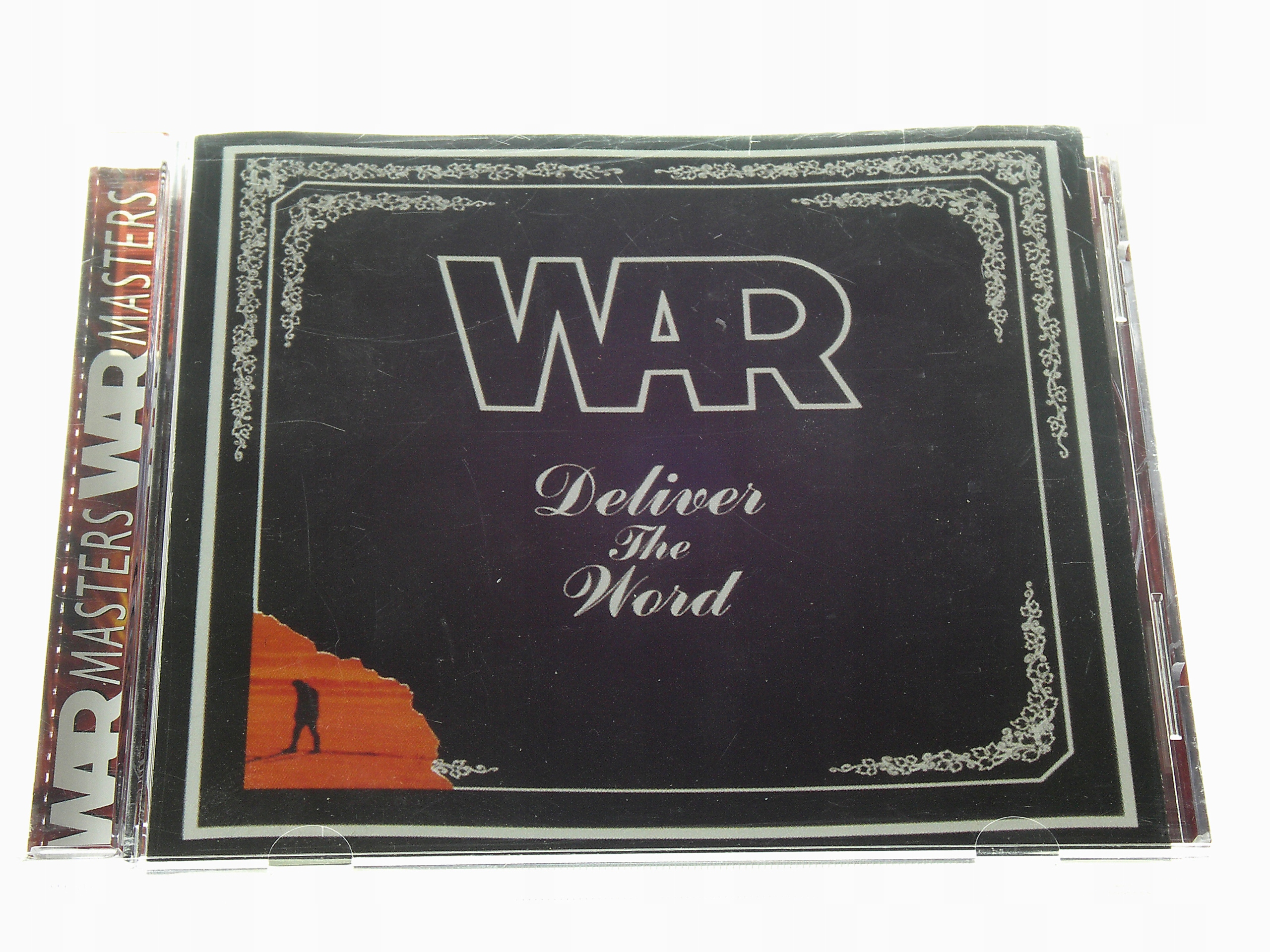 WAR - DELIVER THE WORD