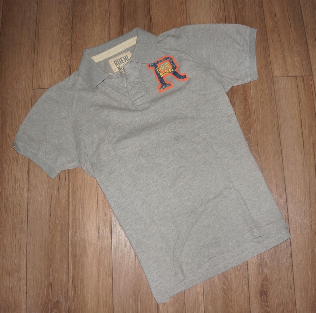 Ruehl Abercrombie t-shirt męski polo S