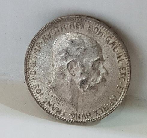 1 KORONA 1916 r AUSTRO-WĘGRY