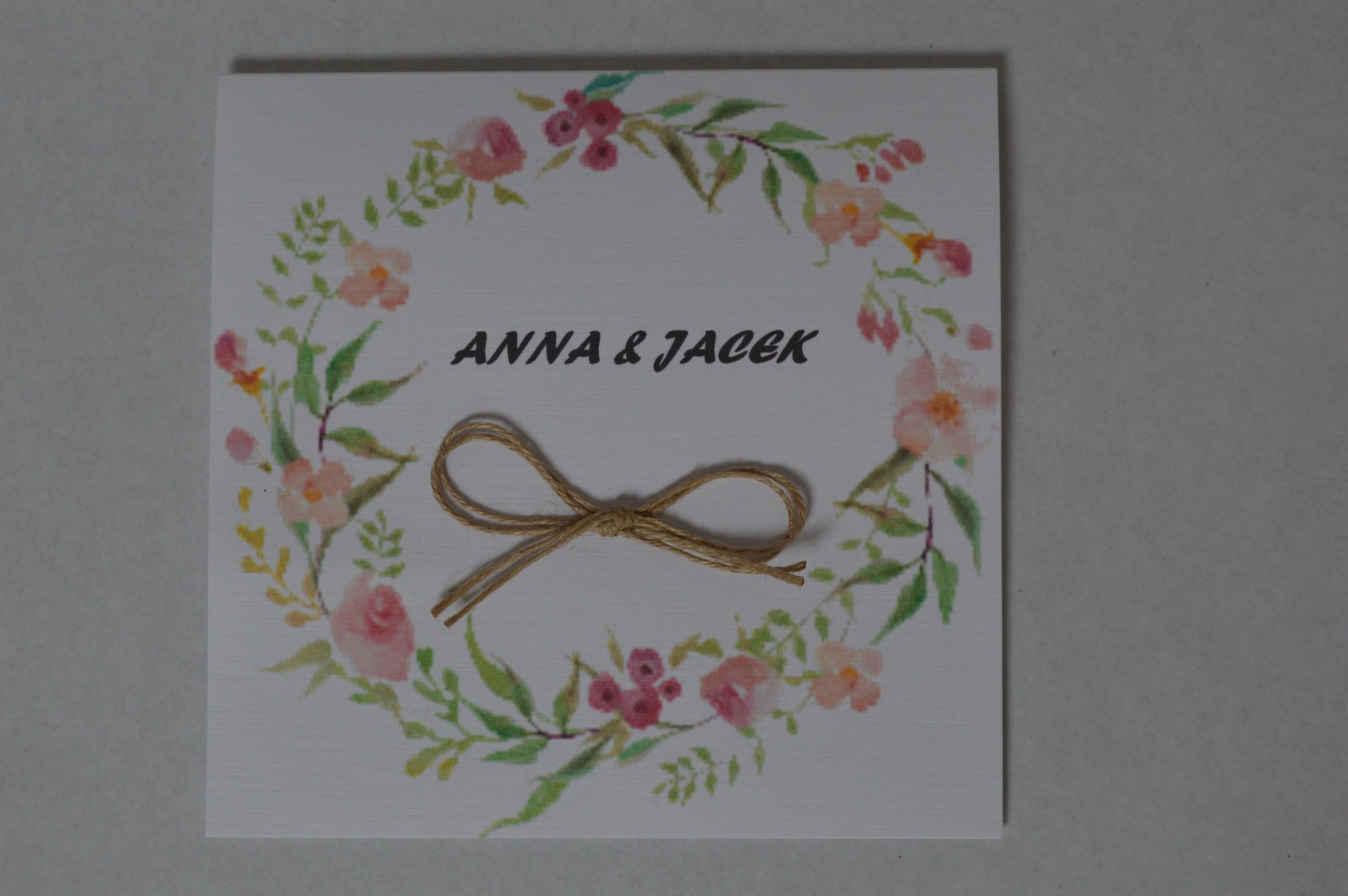 Zaproszenia Na ślub 7437058818 Oficjalne Archiwum Allegro
