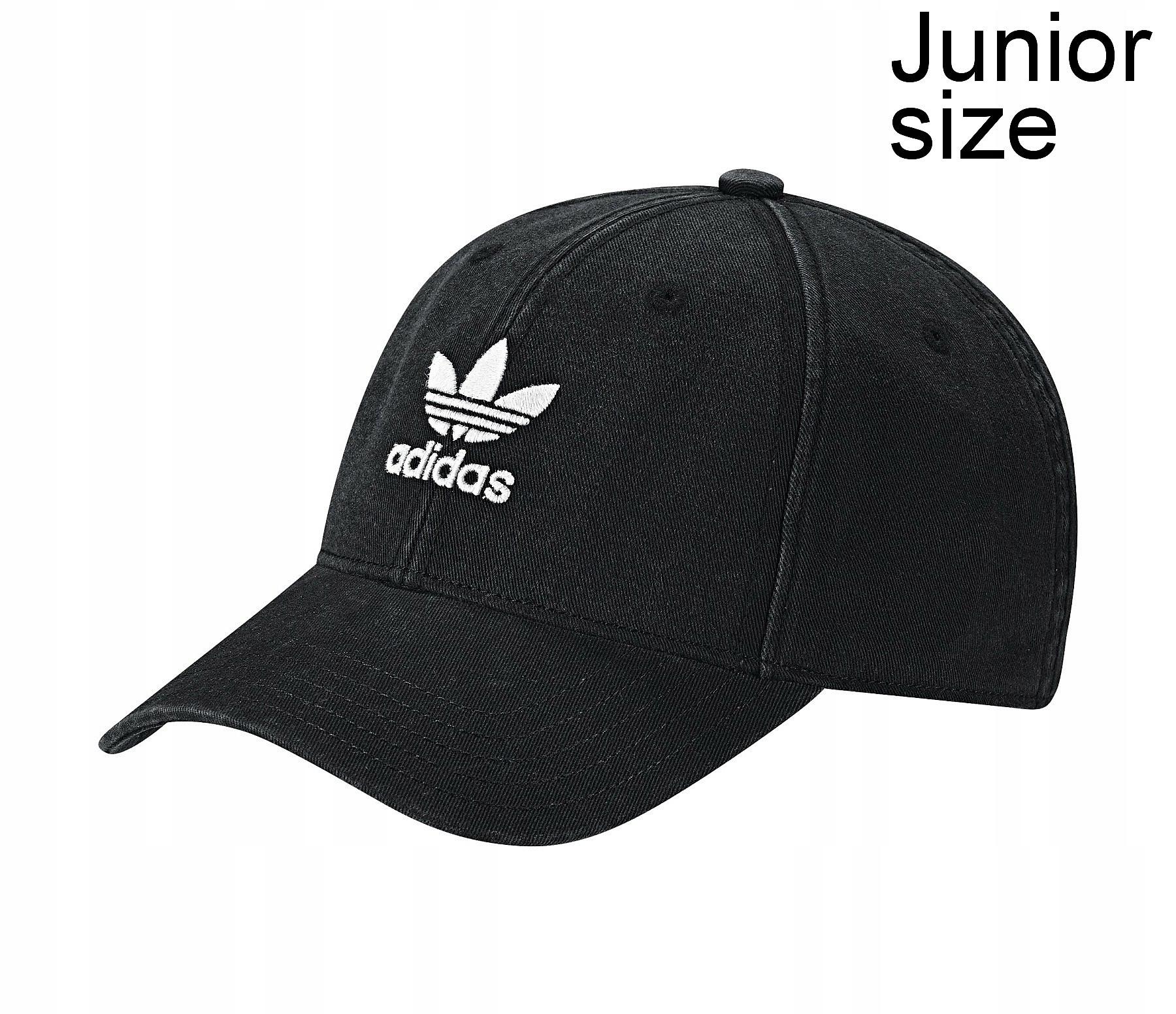 dziecięca czapka z daszkiem adidas Originals