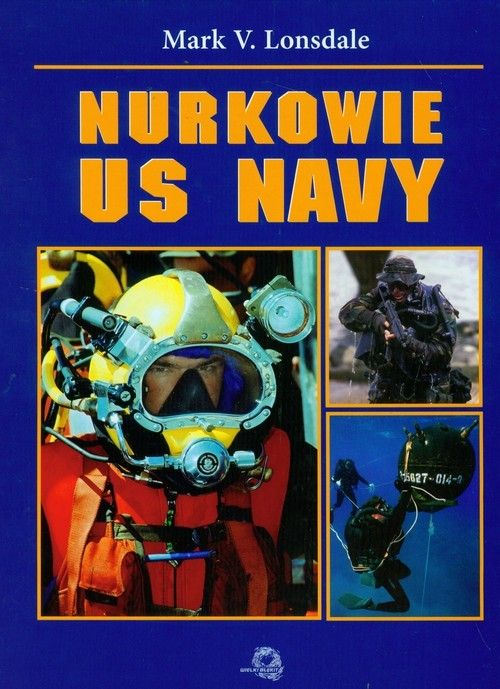 Nurkowie US NAVY [Lonsdale Mark V.]