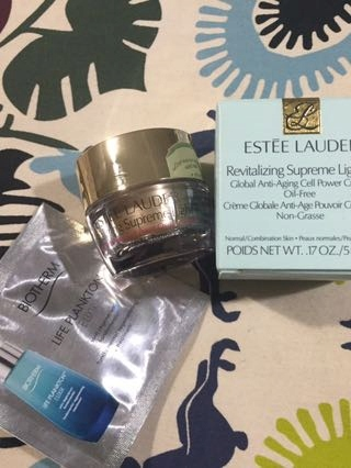 ESTEE LAUDER REVITALIZING SUPREME LIGHT+ BIOTHERM