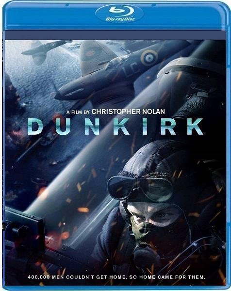 Dunkierka /Dunkirk/ na blu-ray ENG