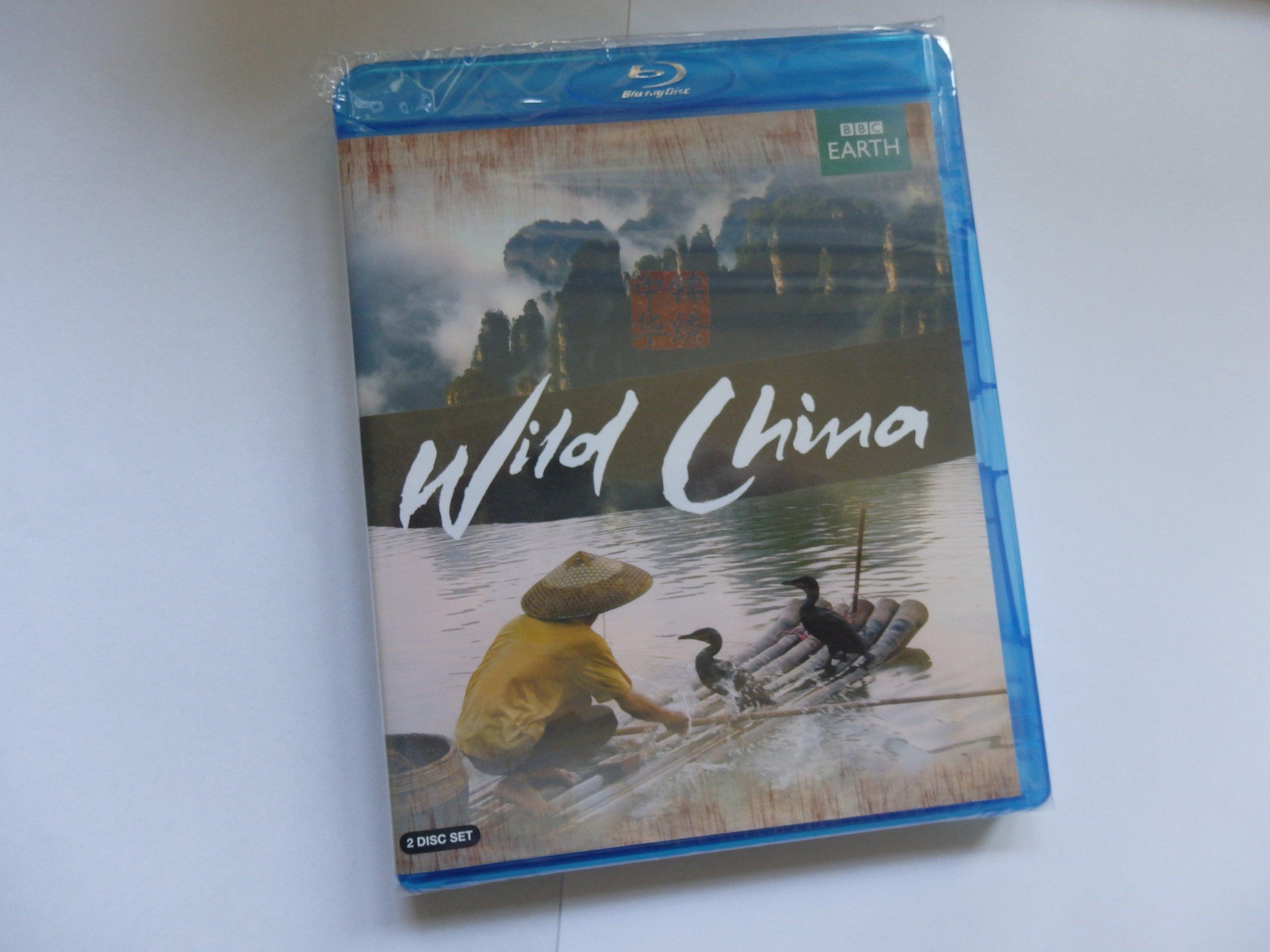 WILD CHINA/przyrodn. serial BBC/2xbluray/ostatnia!