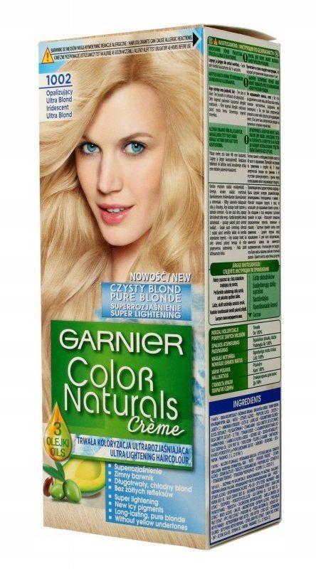 Garnier Color Naturals Krem koloryzujący nr 1000 O