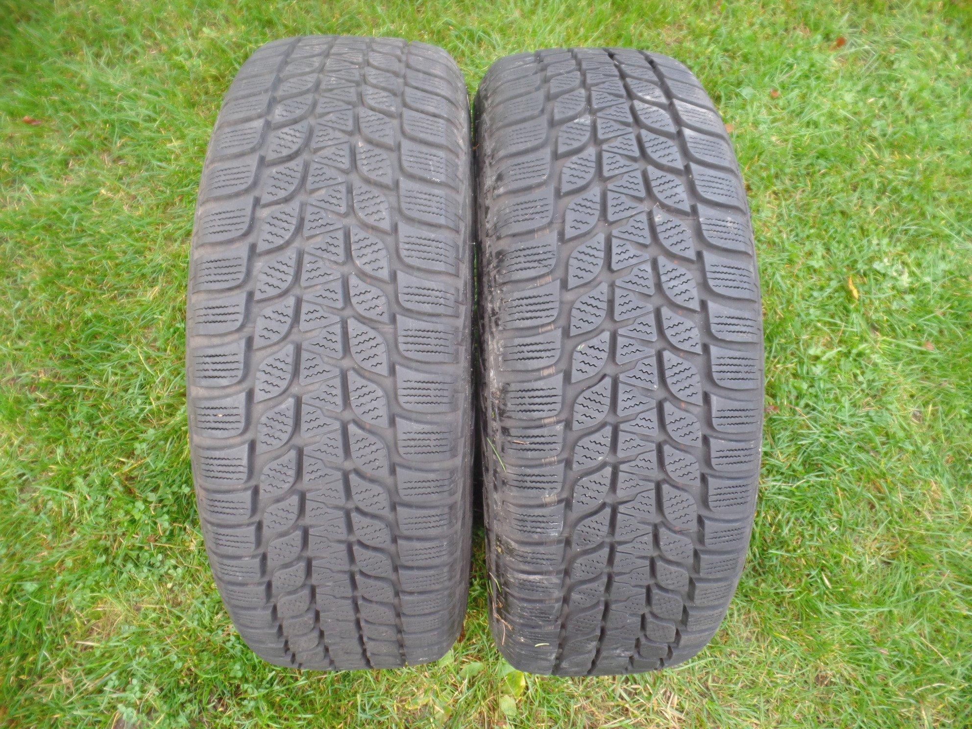 Opony Zimowe Bridgestone 19565 R15 2011r 7033279740 Oficjalne