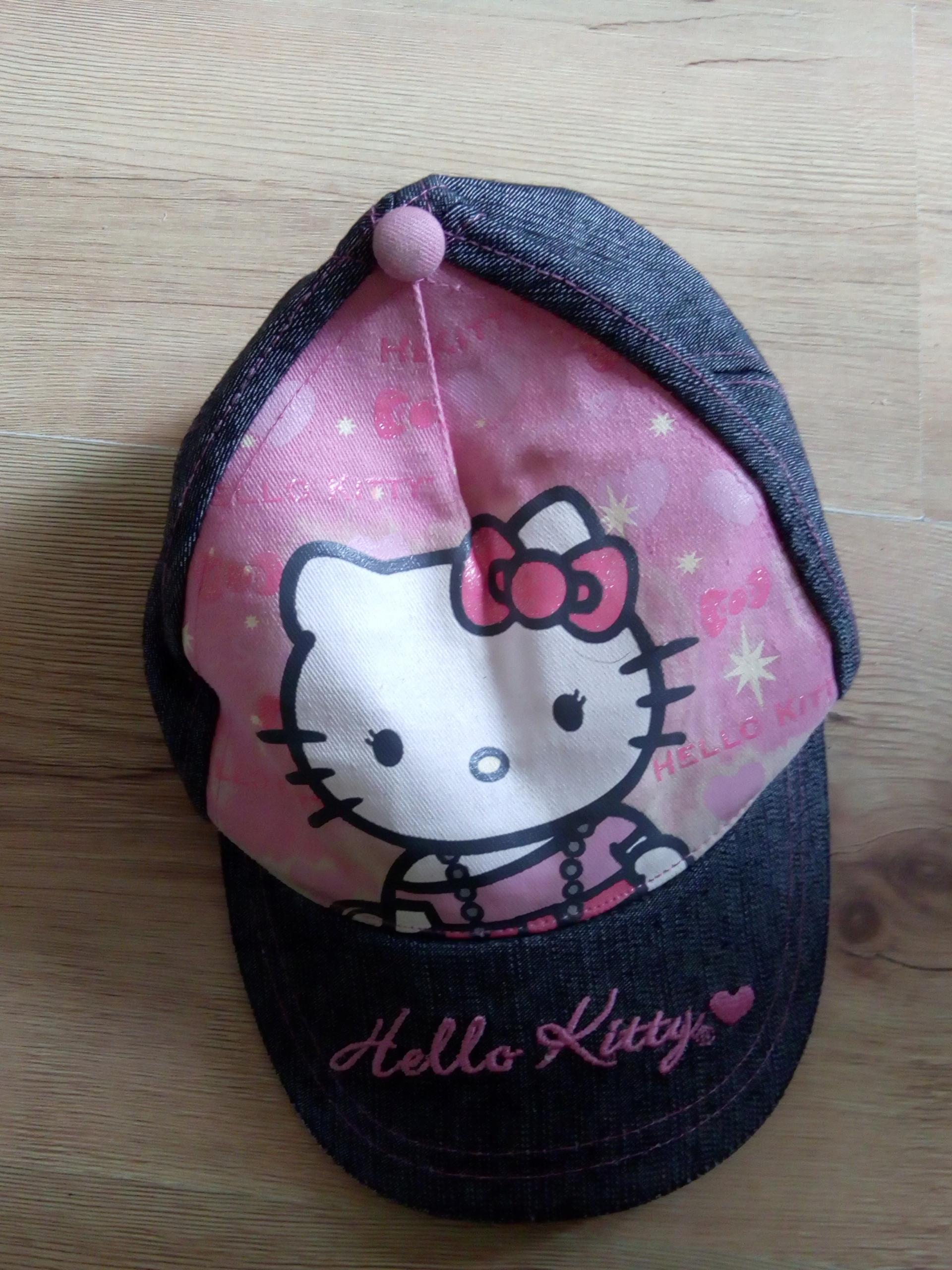 czapka hello kitty