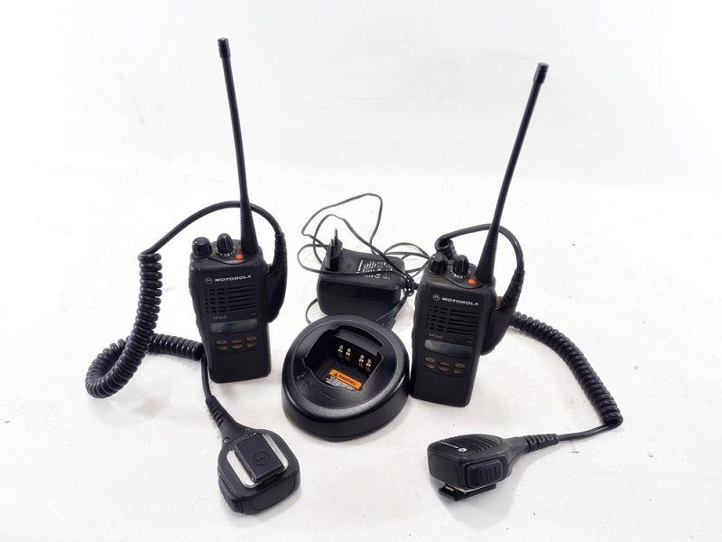 2X RADIOTELEFON MOTOROLA GP360 UHF