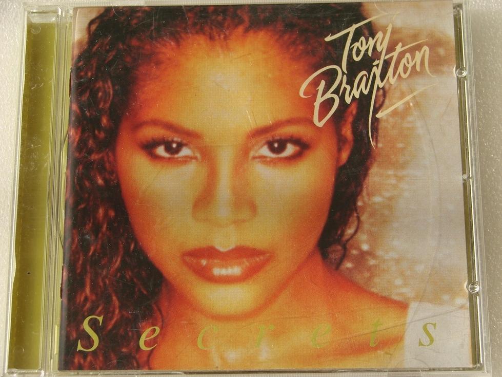 Toni Braxton - Secrets CD 1996