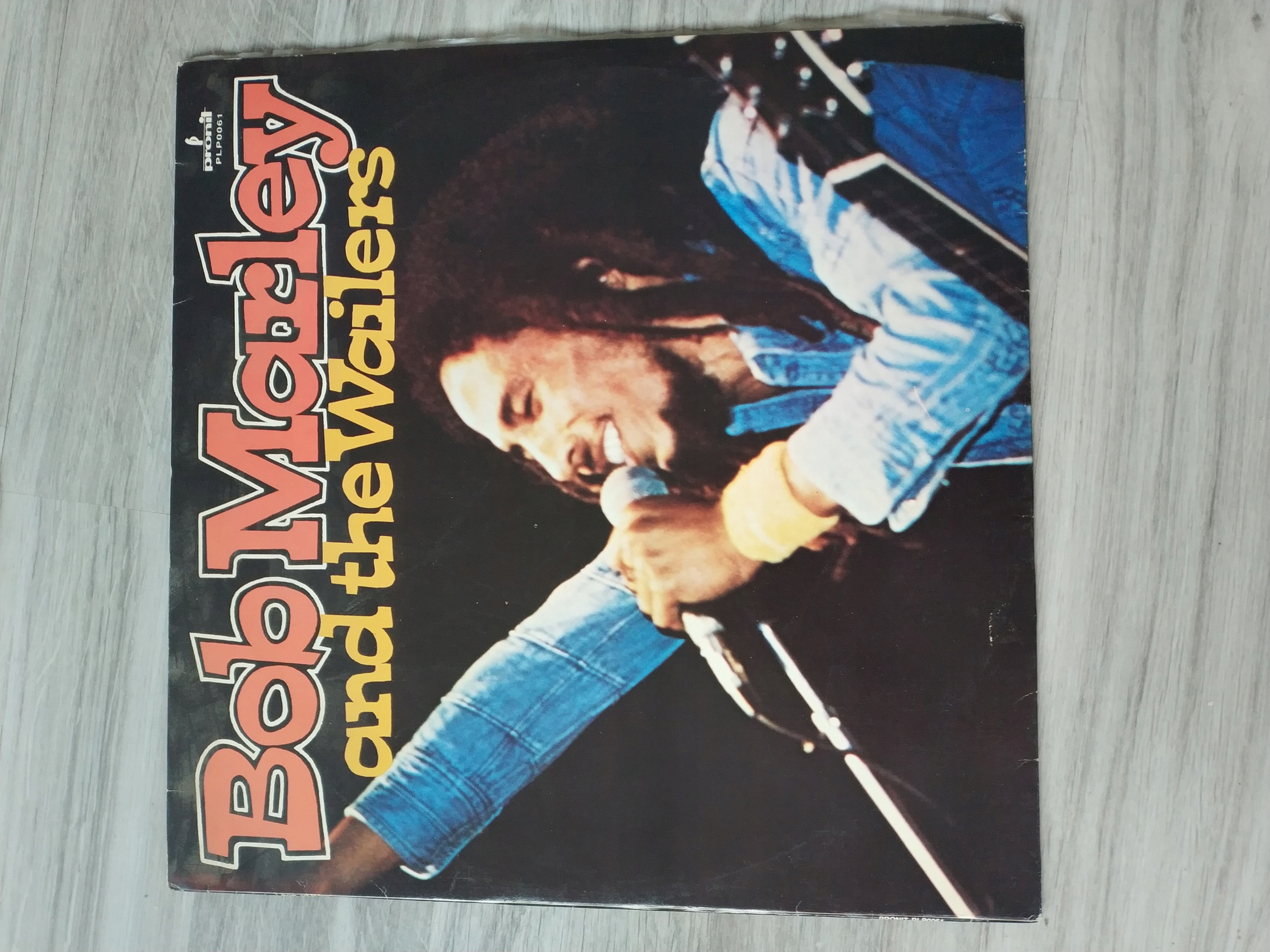 Bob Marley and the Wailers EX/NM-