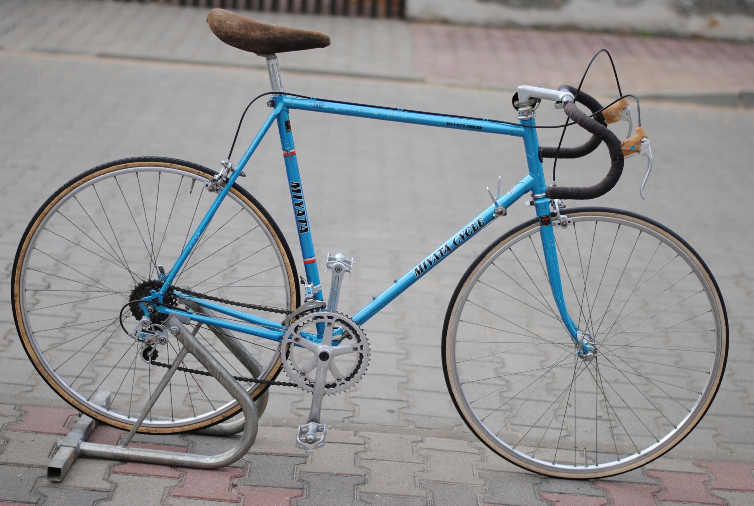 Szosa rower Szosowy Kolarzówka Koga RAMA 57 cm