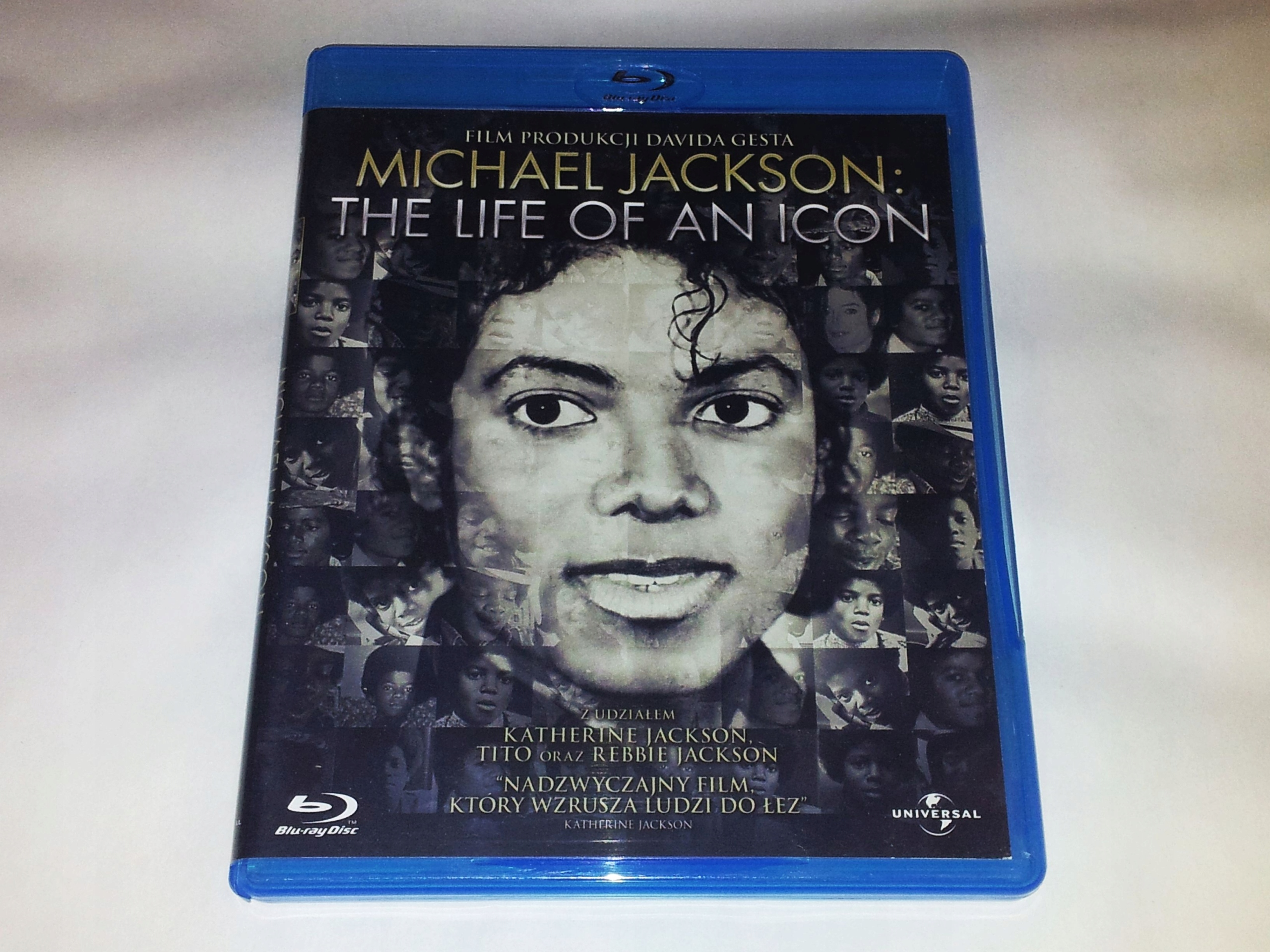 Michael Jackson The Life of an Icon - Blu-ray - PL