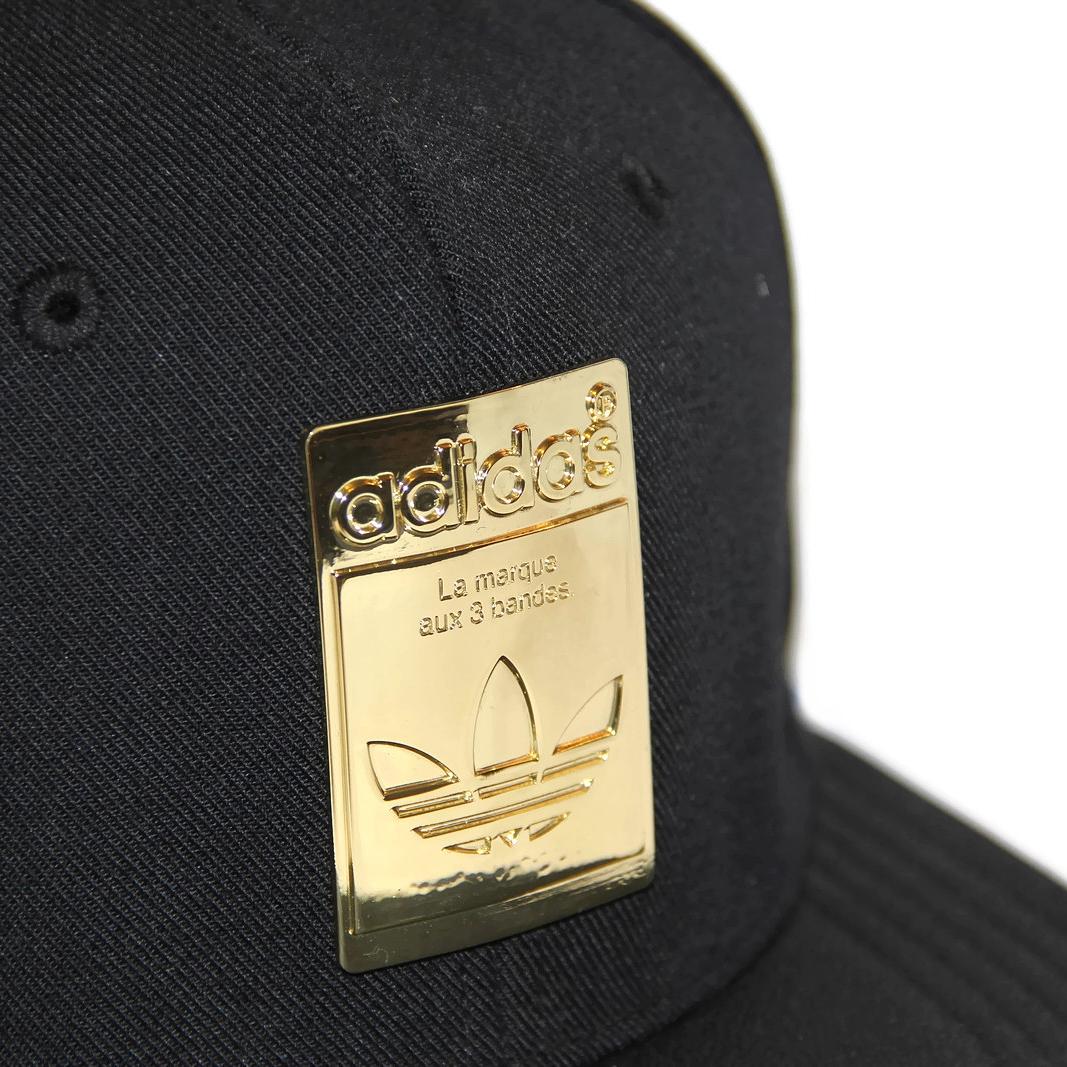 sprzedaż obuwia w magazynie gorąca sprzedaż online Czapka Adidas Superstar Trucker Złota CE7868 dasz ...