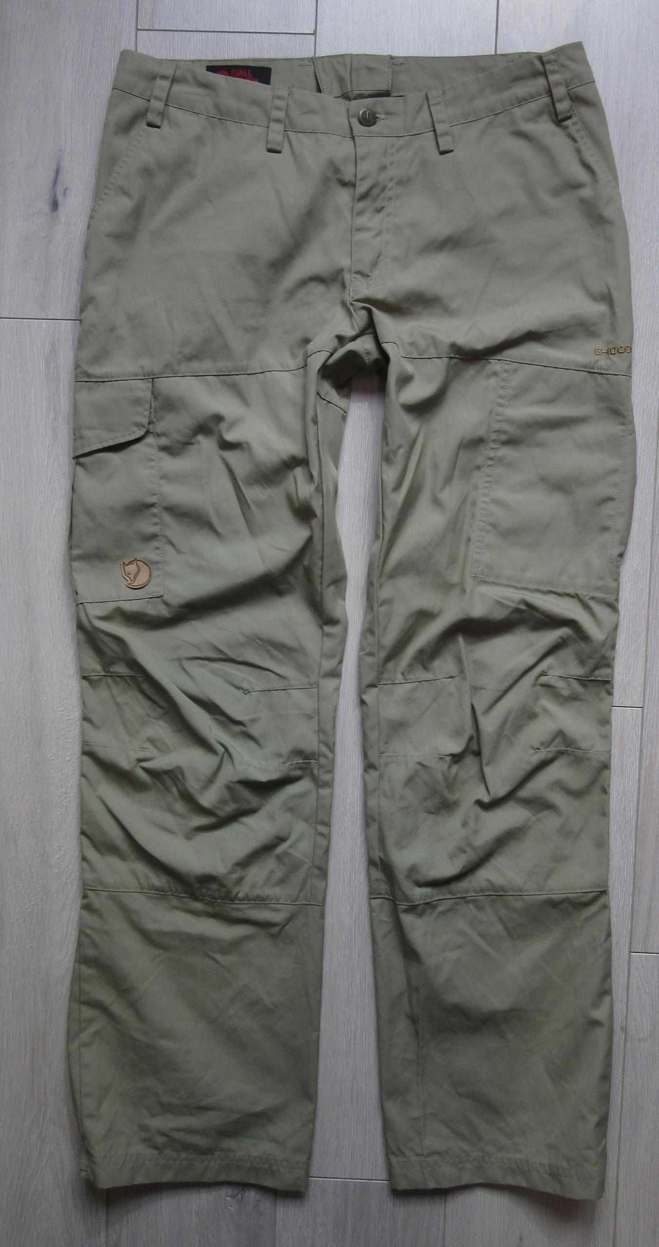 Damskie spodnie Trekkingowe Fjallraven G-1000 r.40