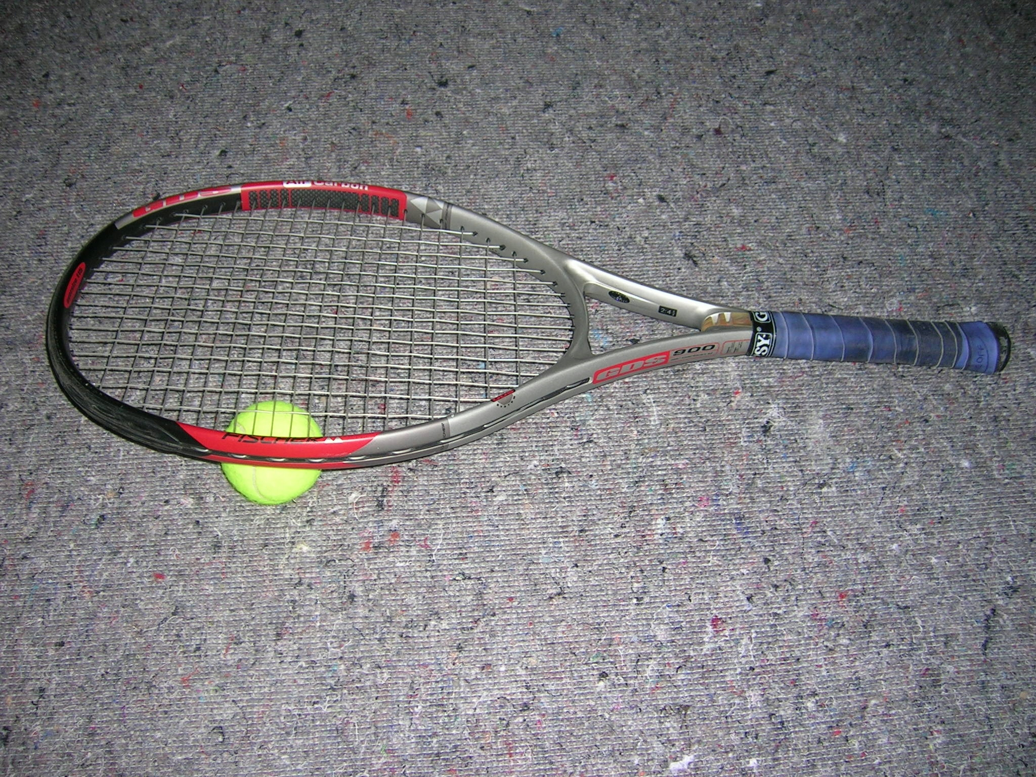 Rakieta tenisowa FISCHER REVOLUTION GDS 900