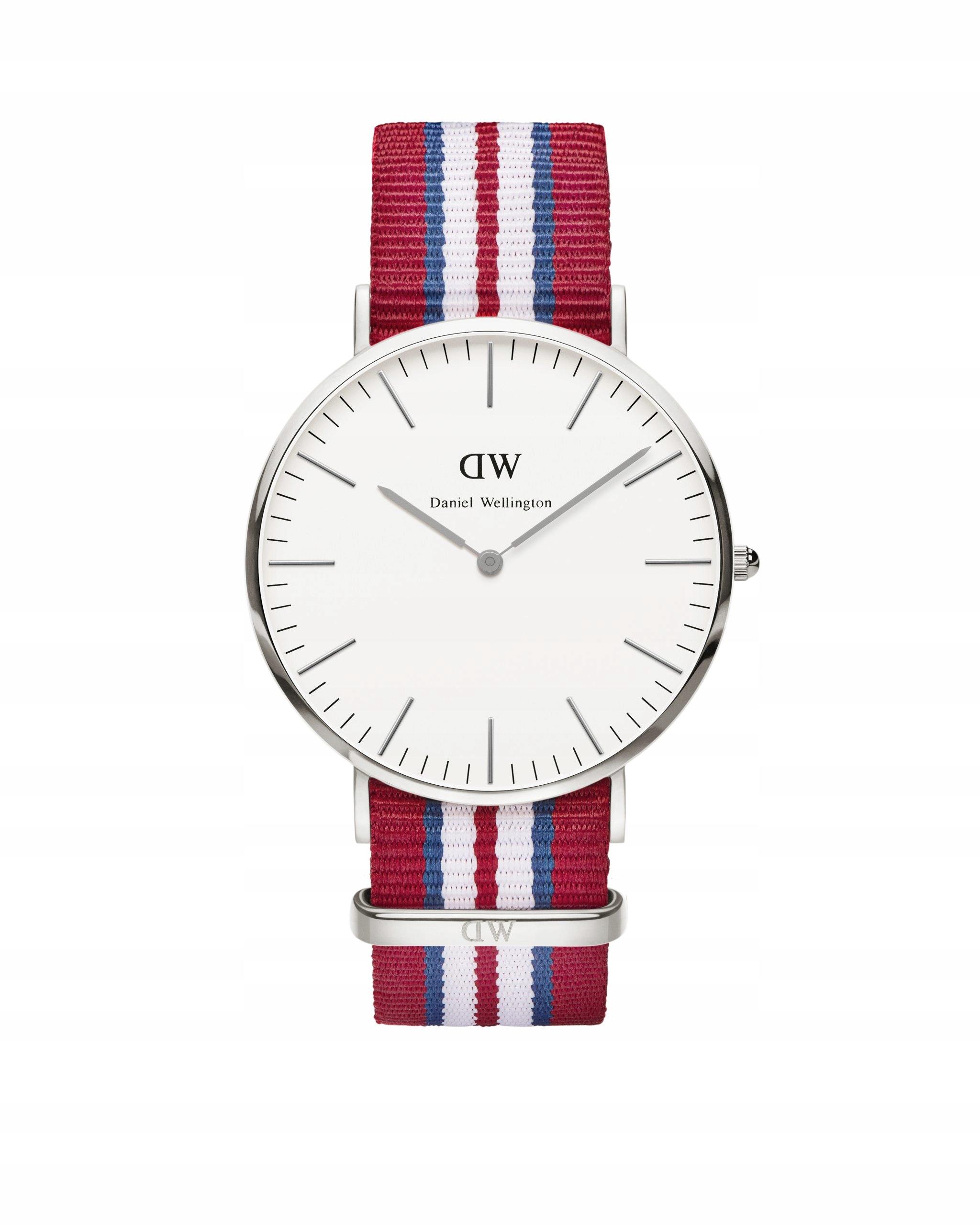 Zegarek Męski Daniel Wellington 0212DW Exeter