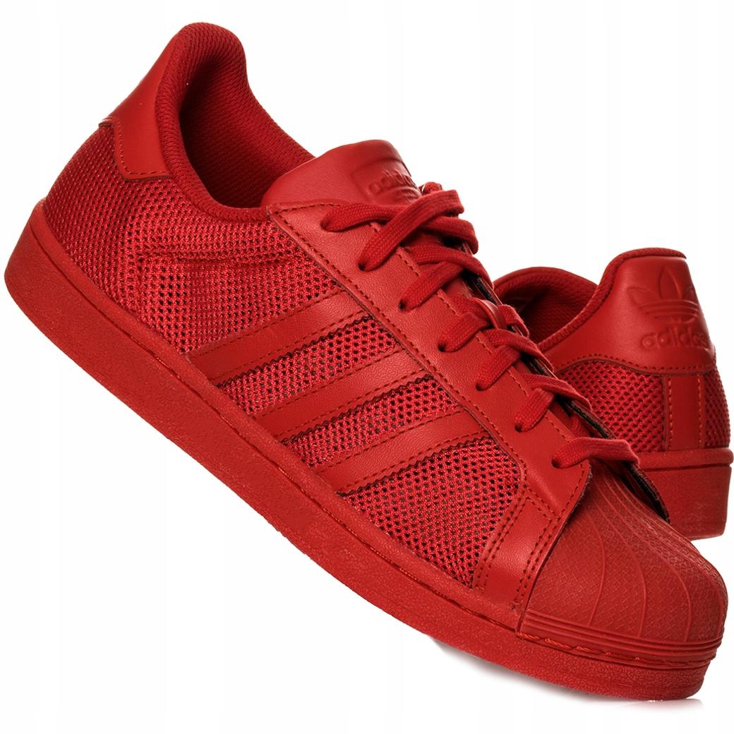wyprzedaż resztek magazynowych kody kuponów oszczędzać Buty męskie Adidas Superstar B42621 Originals - 7780533525 ...