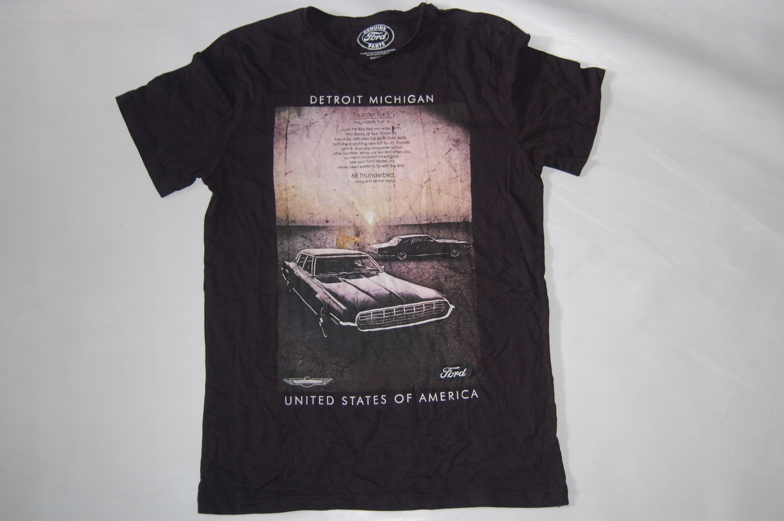 Koszulka Ford Thunderbird Rozmiar M