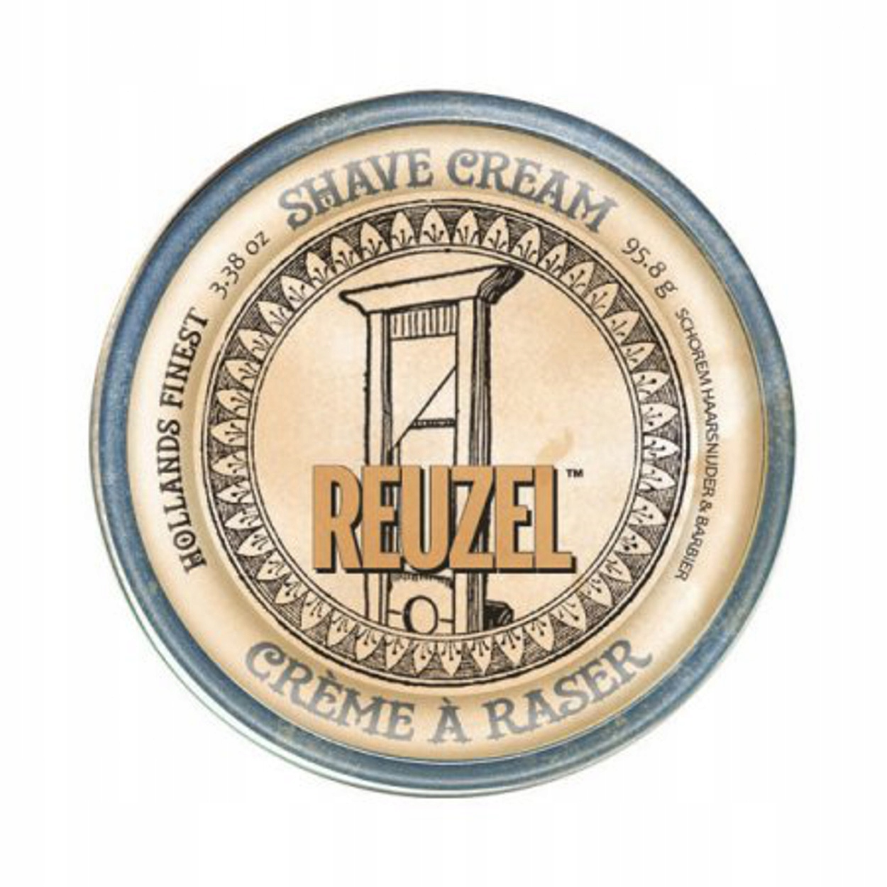 Reuzel Shave Cream krem do golenia brody 95,8g
