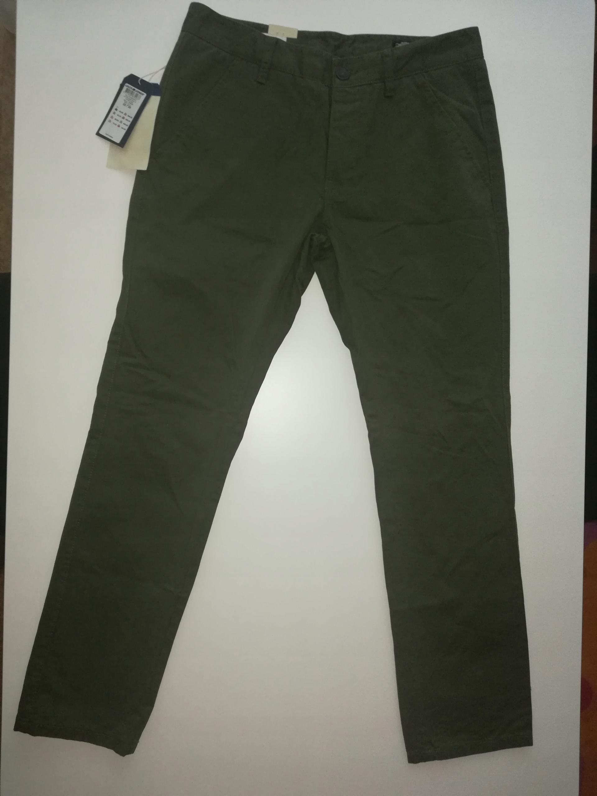 Jack & Jones spodnie męskie slim fit 32/30