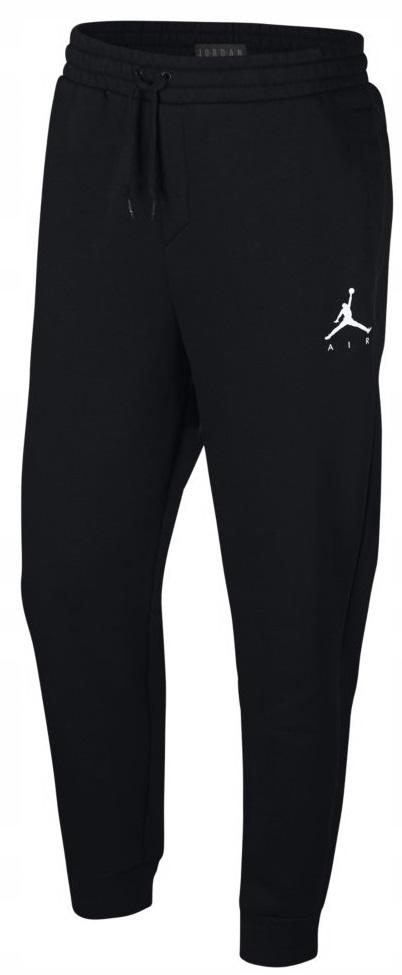 Sklep: jordan spodnie dresowe air jordan czarne