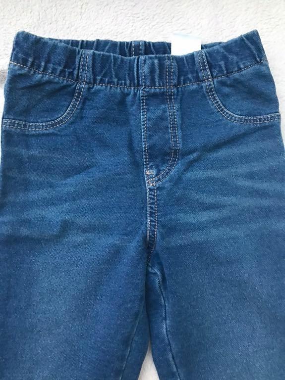 Leggings jeans H&M 7-8 lat