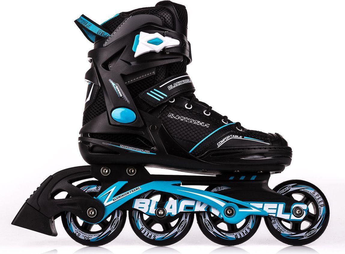 ROLKI fitness Slalom - Blackwheels roz. 40