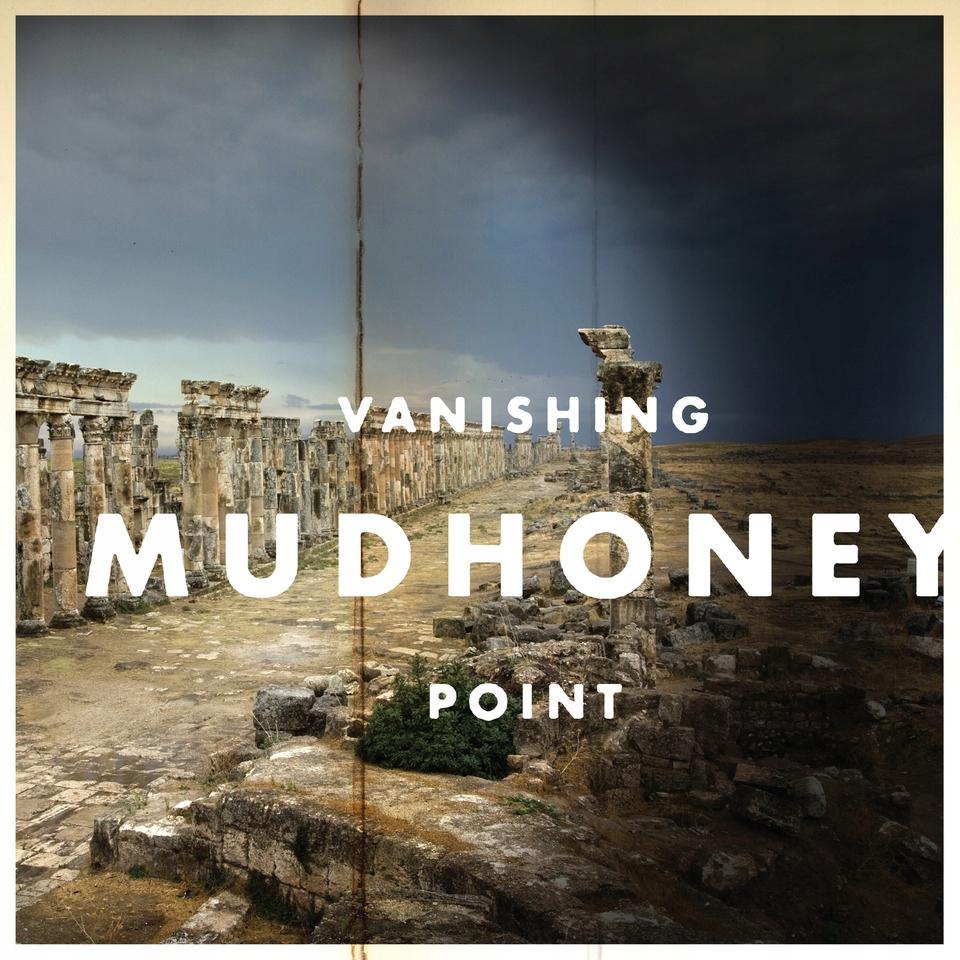 MUDHONEY Vanishing Point SUB POP Grunge PEARL JAM