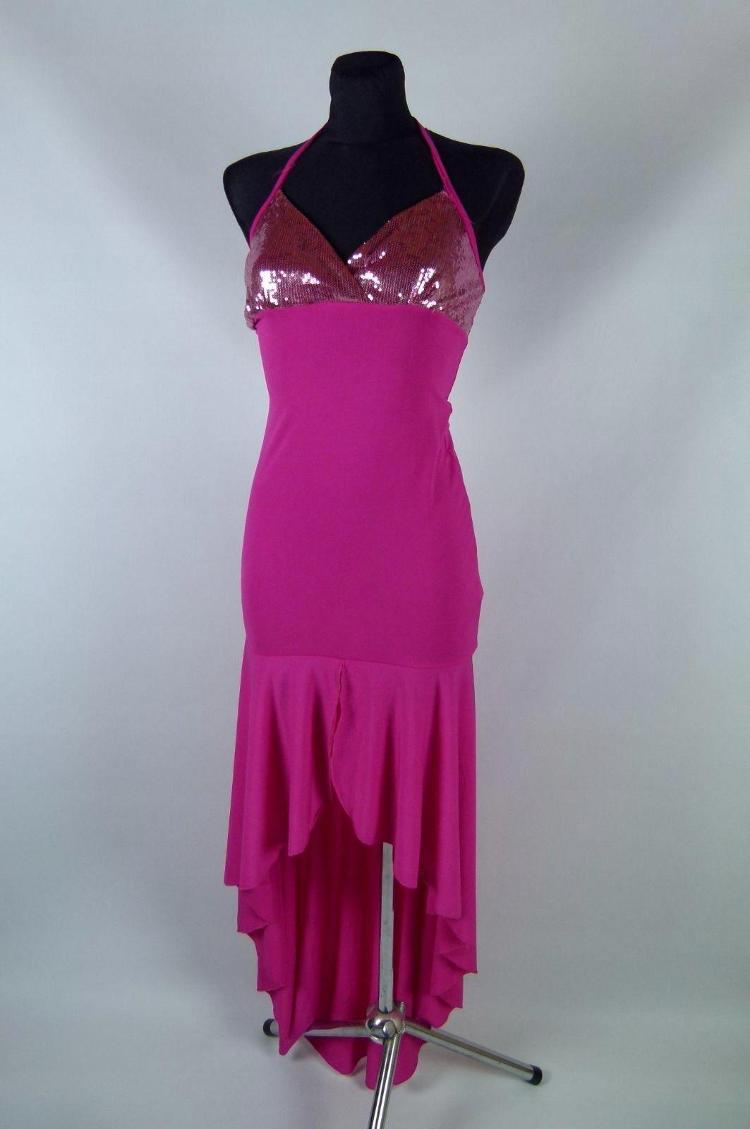Asymetryczna sukienka do tańca / 6 - XS/S
