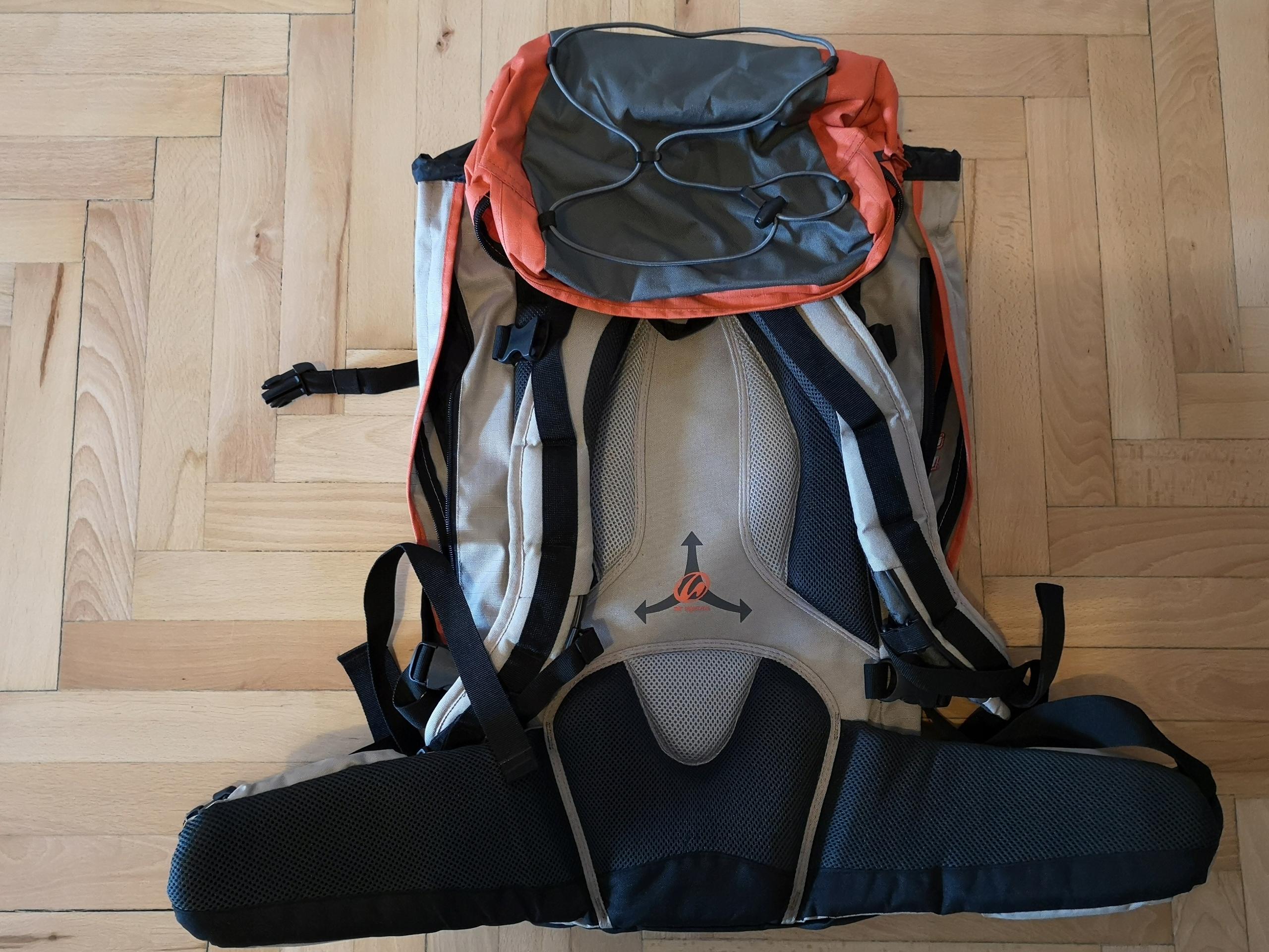 Plecak turystyczny Go Sport Andina 50 - JAK NOWY