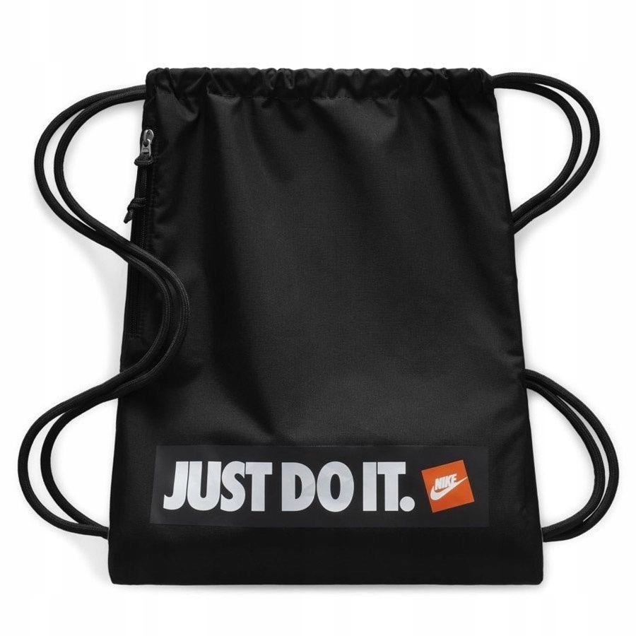 Plecak Worek Nike Heritage GMSK BA5430 016 czarny
