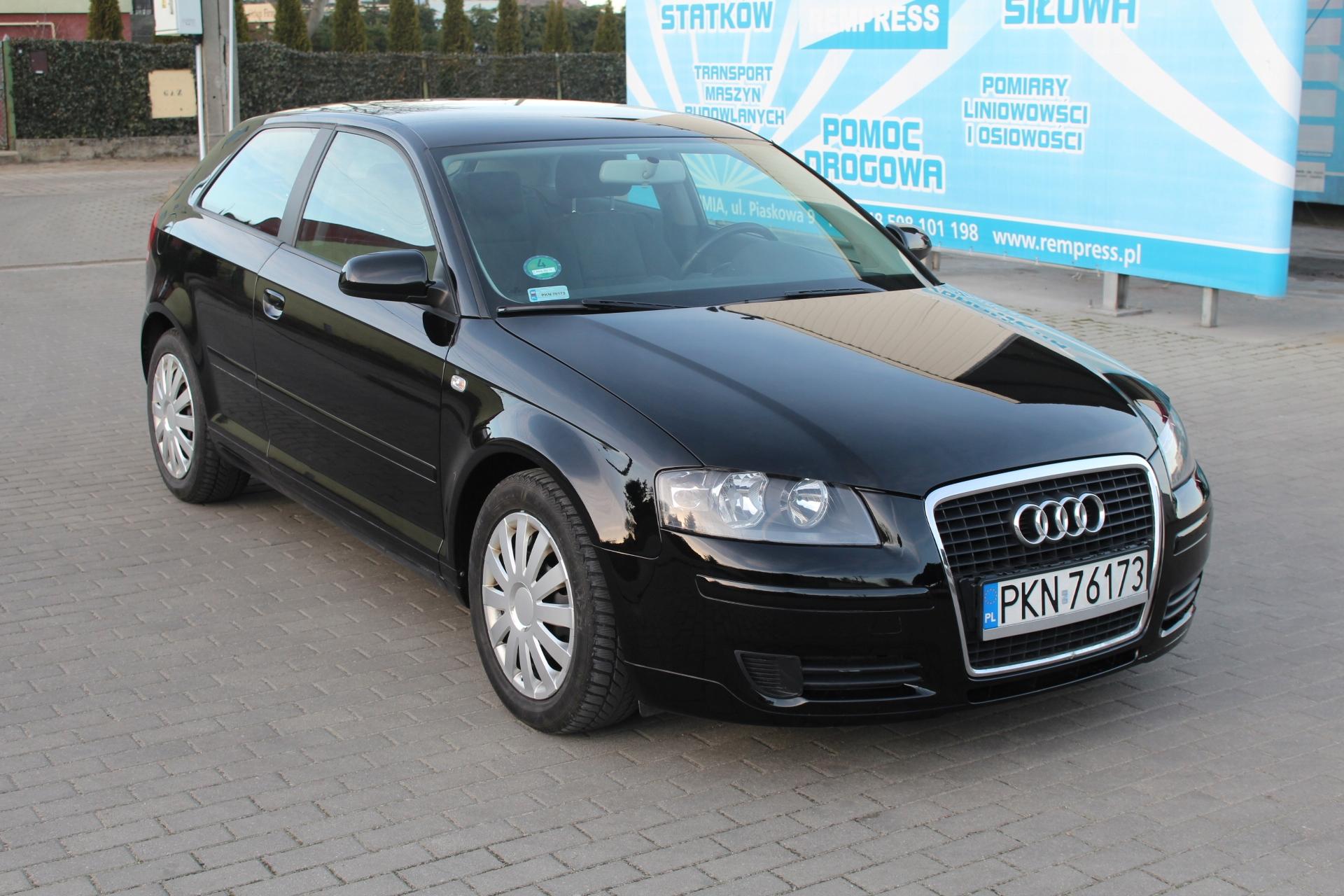 Audi A3 2005r. 2,0 TDI Stan Bardzo Dobry Zamiana