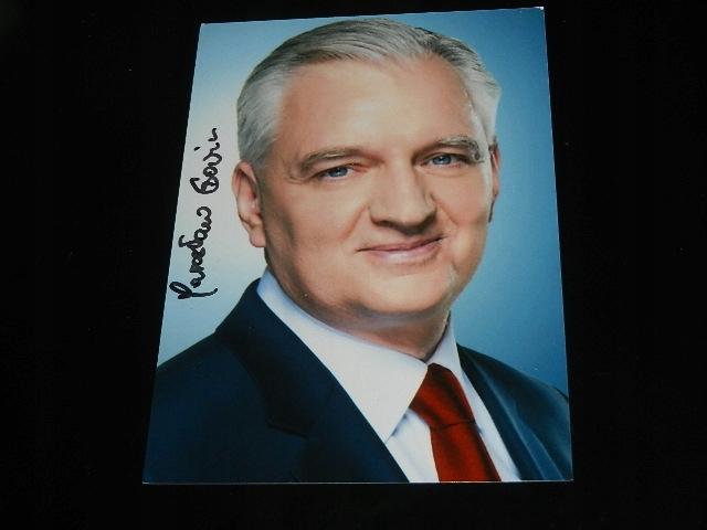 Super cena - Autograf- Gowin Jarosław
