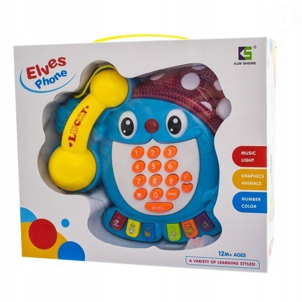 ZABAWKA TELEFON 0629453
