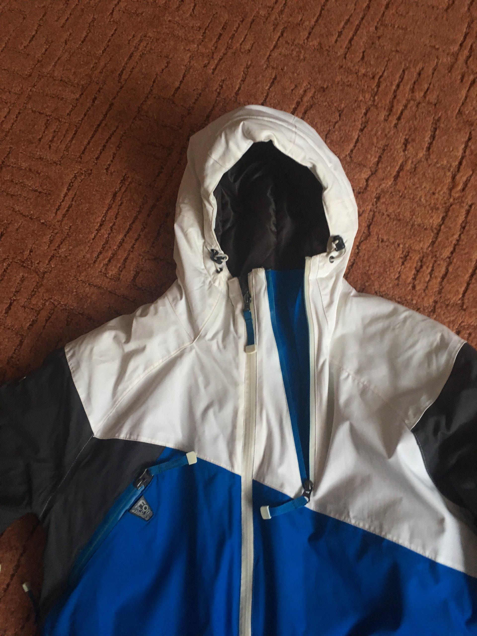 dd0526bfc Kurtka zimowa snowboardowa narciarska męska 4F FOB - 7195540883 ...