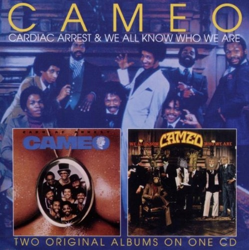 CD Cameo - Cardiac Arrest/We All.. .. Know Who We
