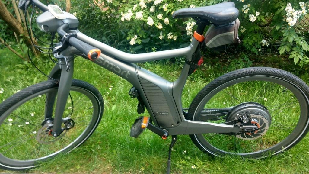 rower elektryczny Smart