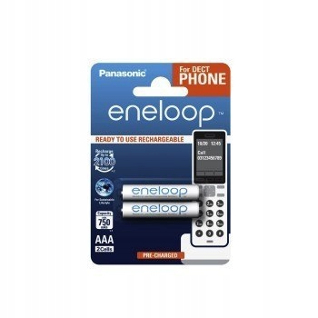 ENELOOP AAA 750 2BP DECT PHONES