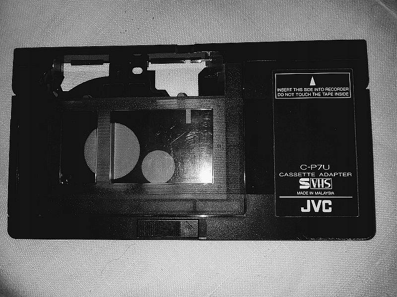 kaseta matka VHS-C