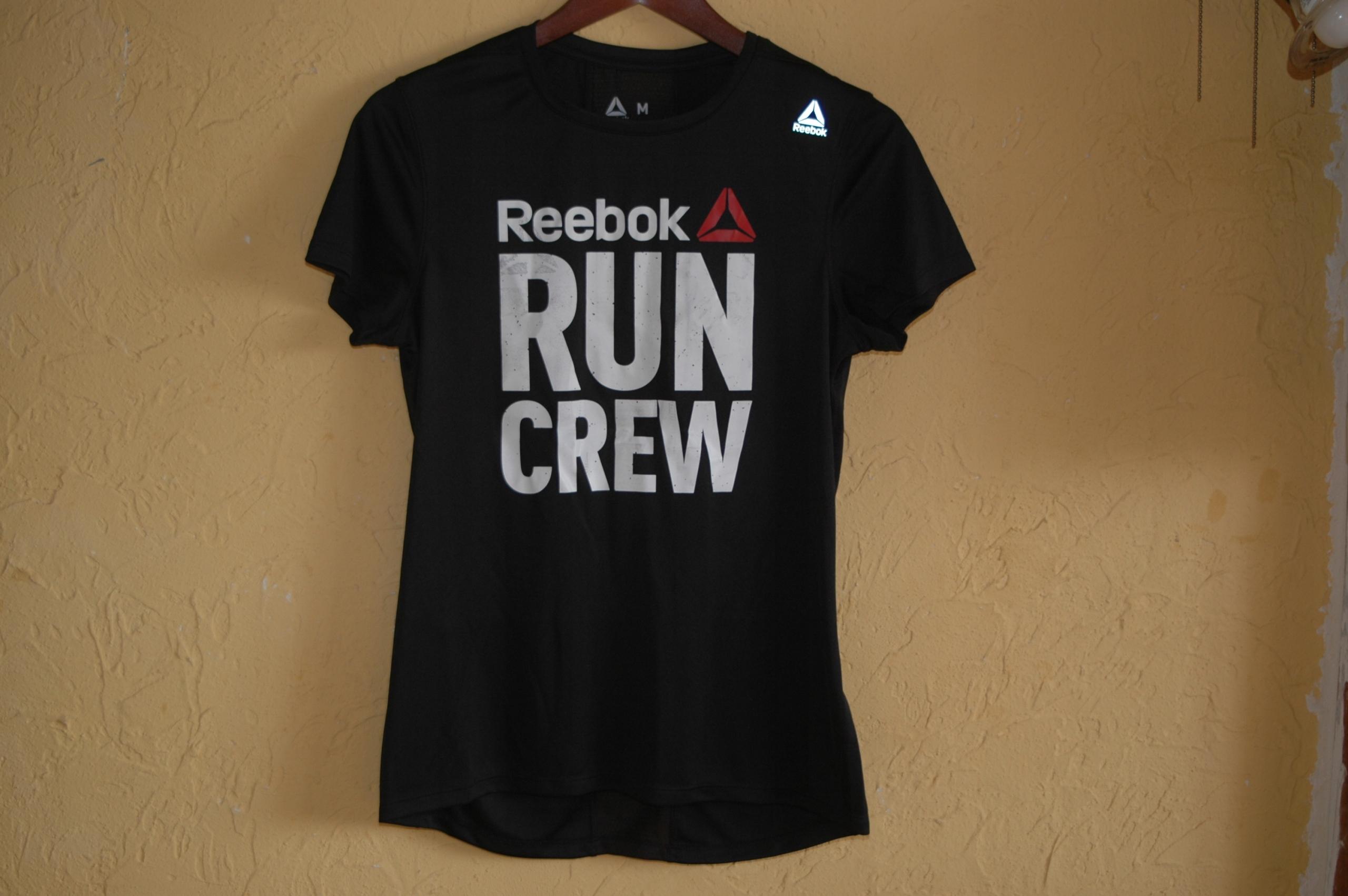 Koszulka REEBOK SPEEDWICK - RUN CREW Roz. M - (8)