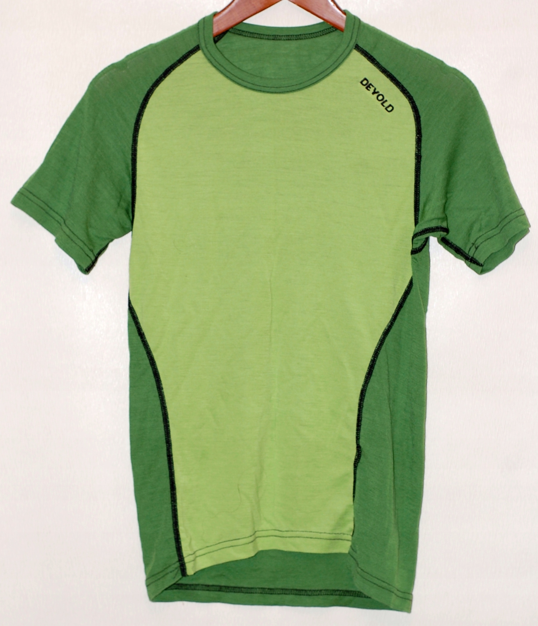 koszulka termiczna DEVOLD 100 % merino r.S bcm